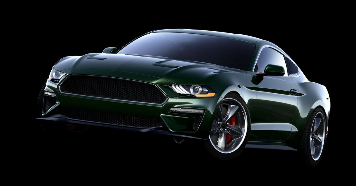 There s Already An 800bhp Tuning Programme For The Ford Mustang Bullitt