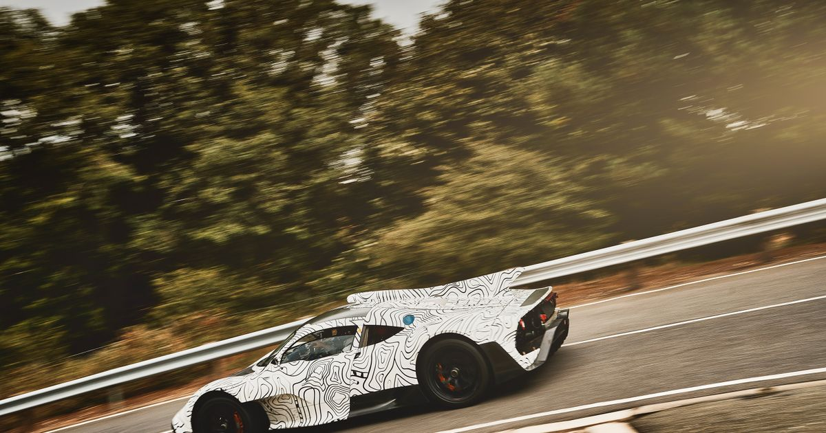 AMG Project One Could Beat The 919 s  Ring Record, But Mercedes Isn t Keen To Try