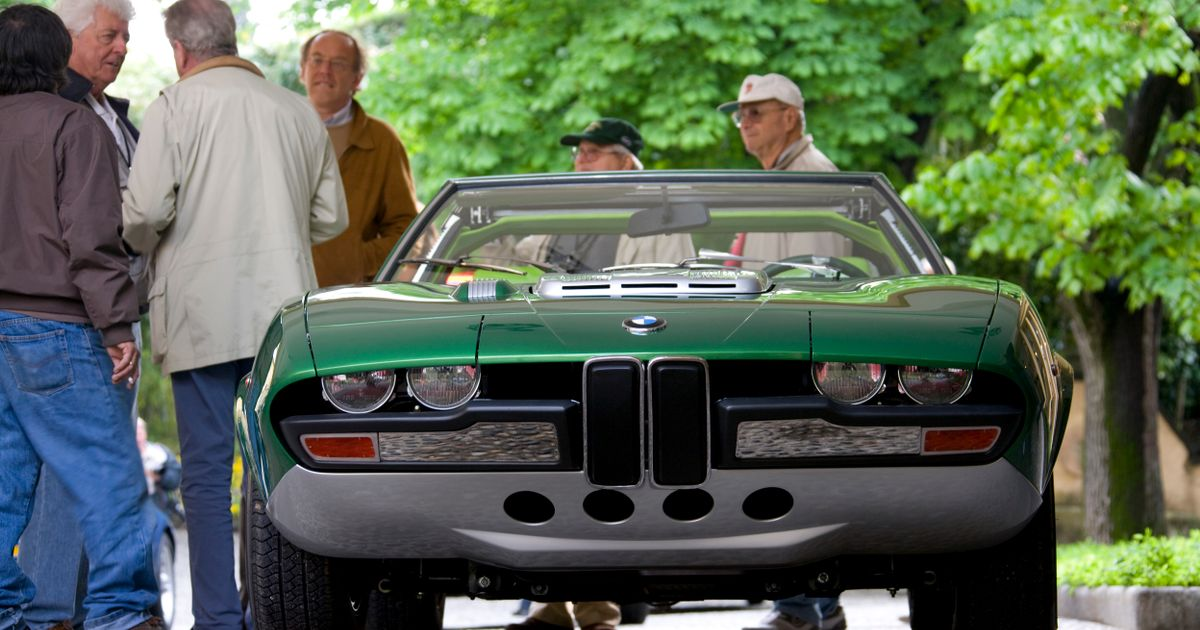 The 2800 Bertone Spicup Is A Forgotten Piece Of BMW History