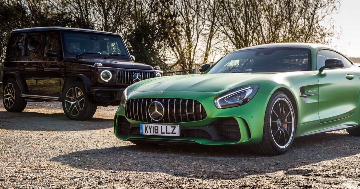 Mercedes-AMG GTR Vs G63: The Two Bonkers Extremes Of Affalterbach
