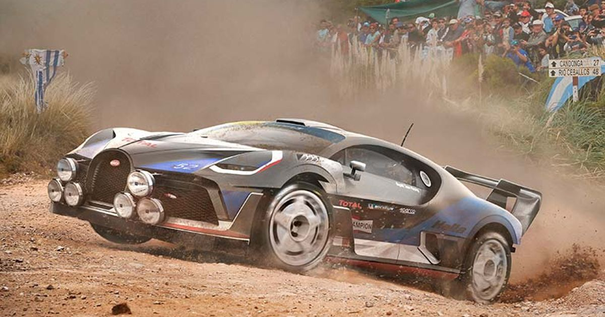 8  Unlikely Rally Cars  We Wish Were Real