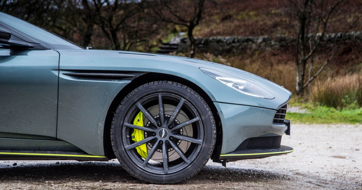 Aston Martin DB11 AMR Review: The Imperfect V12 Beauty