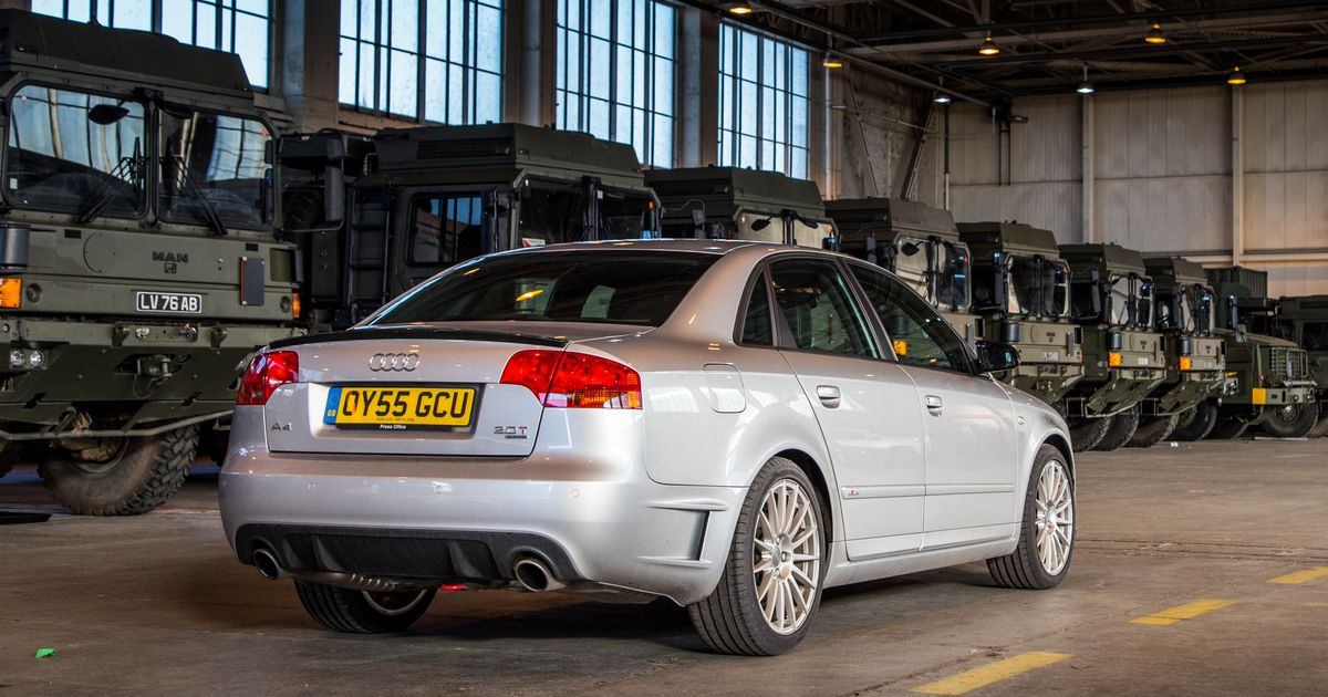 The Audi A4 DTM Is A Touring Car Special You Can Actually Afford