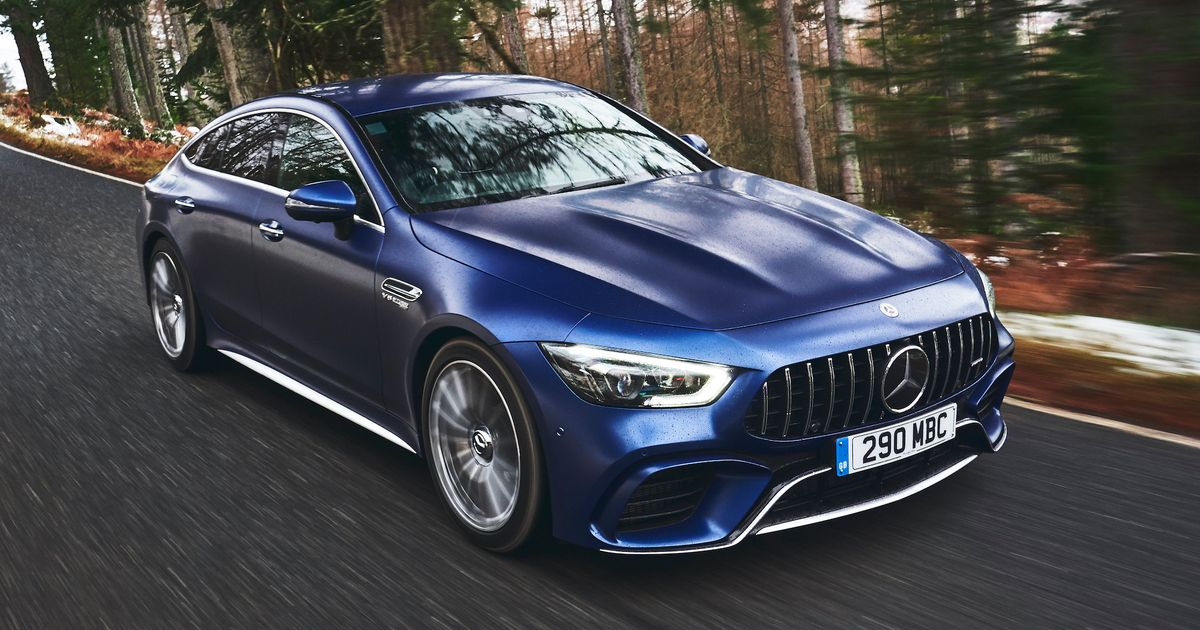 Mercedes-AMG GT 4 Door Review: Despite A Confusing Name, This Thing s Awesome