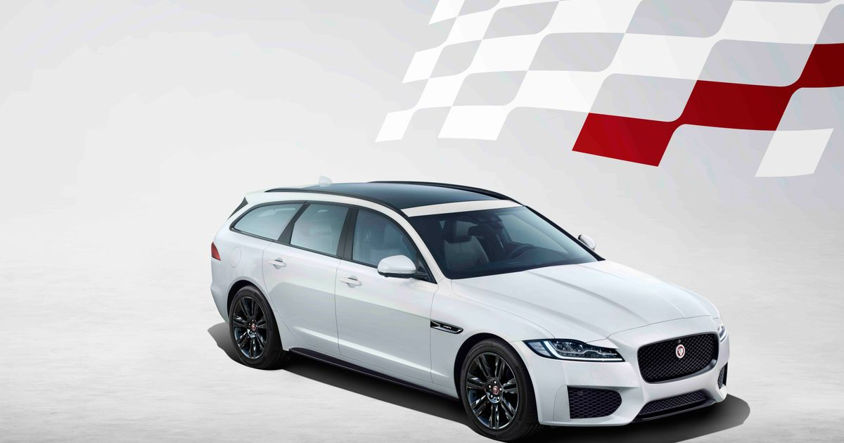 The New Jaguar XF Chequered Flag Is Sporty By Name, Not Nature