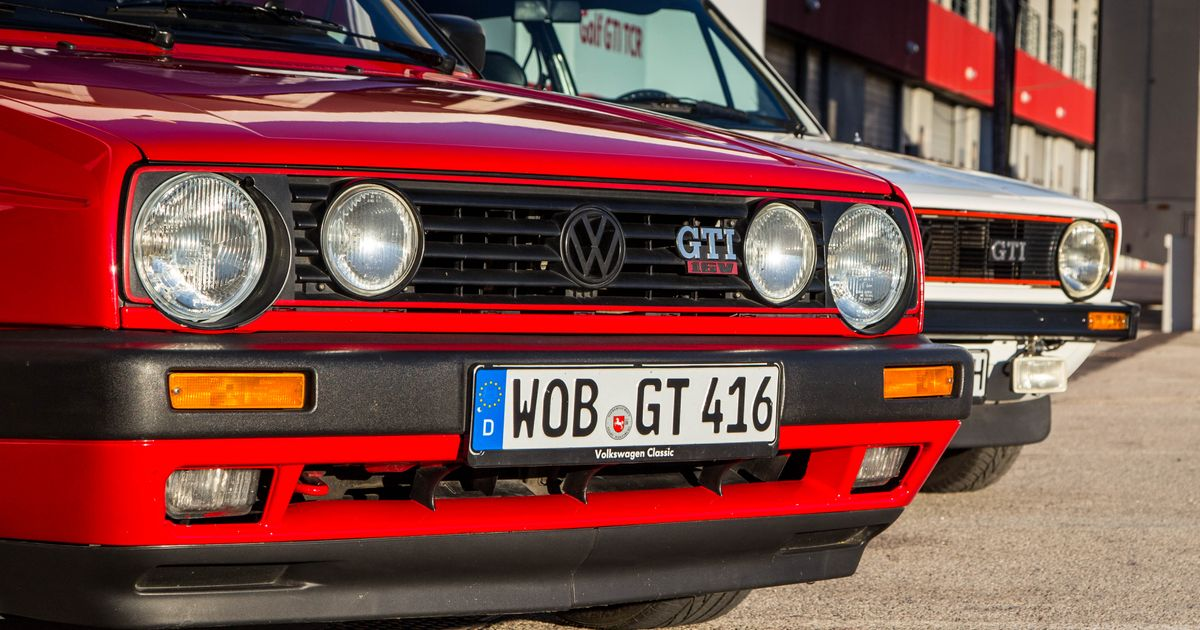 The MkI VW Golf GTI Is A Legend, But The MkII Is The One I Want