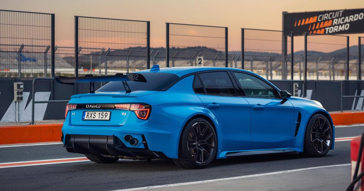 This 521bhp, FWD  Road Car  Concept Has Polestar Blood