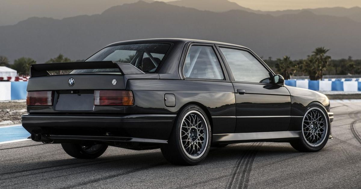 The Singer Of E30 BMW M3s Has Arrived And We re In Love