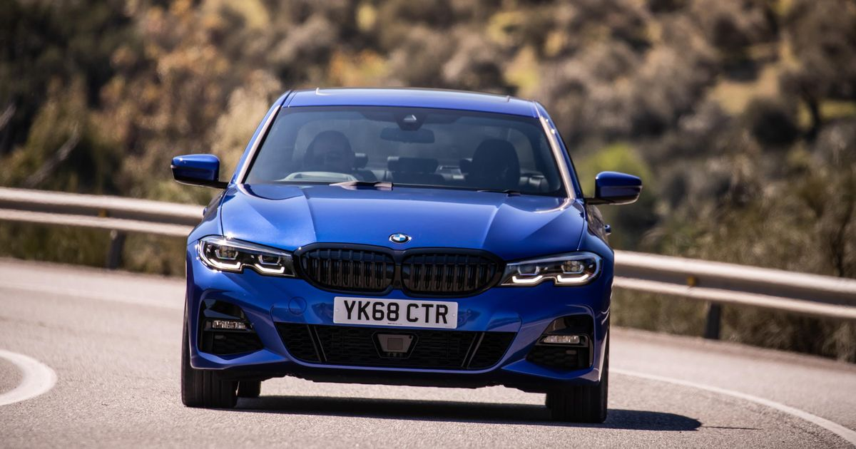 Bmw G20 3 Series Review A Driving Hero Even In 320d Form