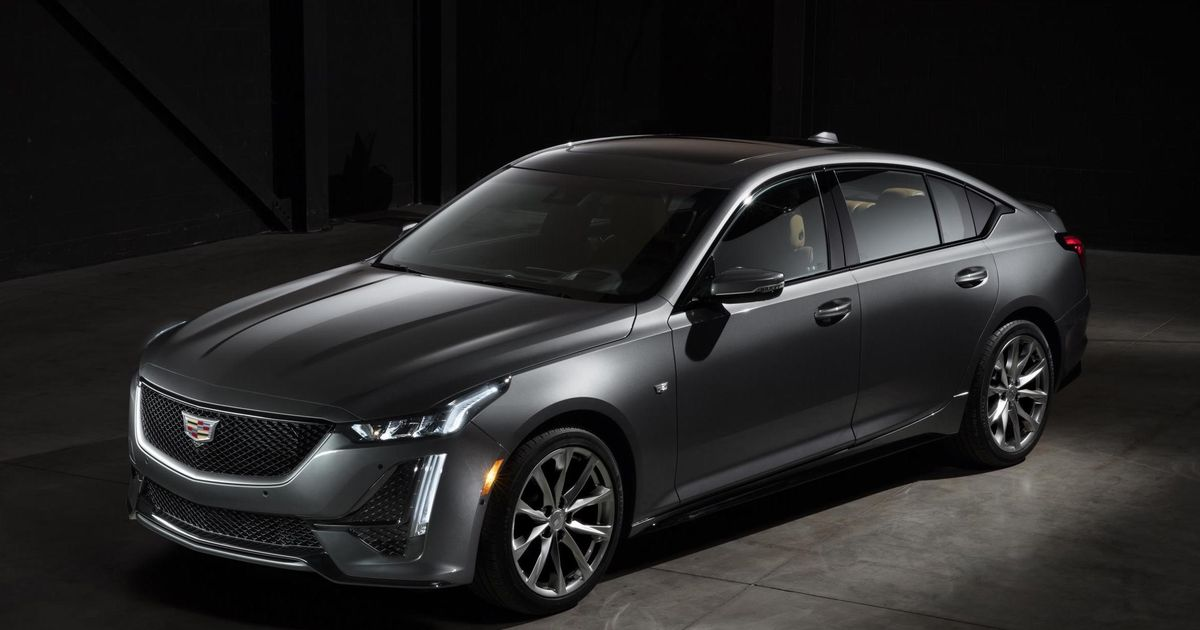 The Cadillac CT5 Is Here To Replace The ATS And CTS
