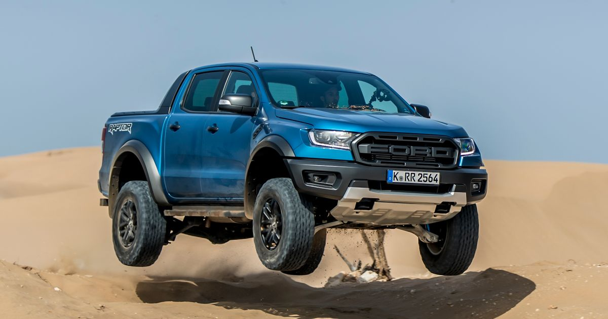 Ford Ranger Raptor Review: We Don't Know What It's For But We Want One