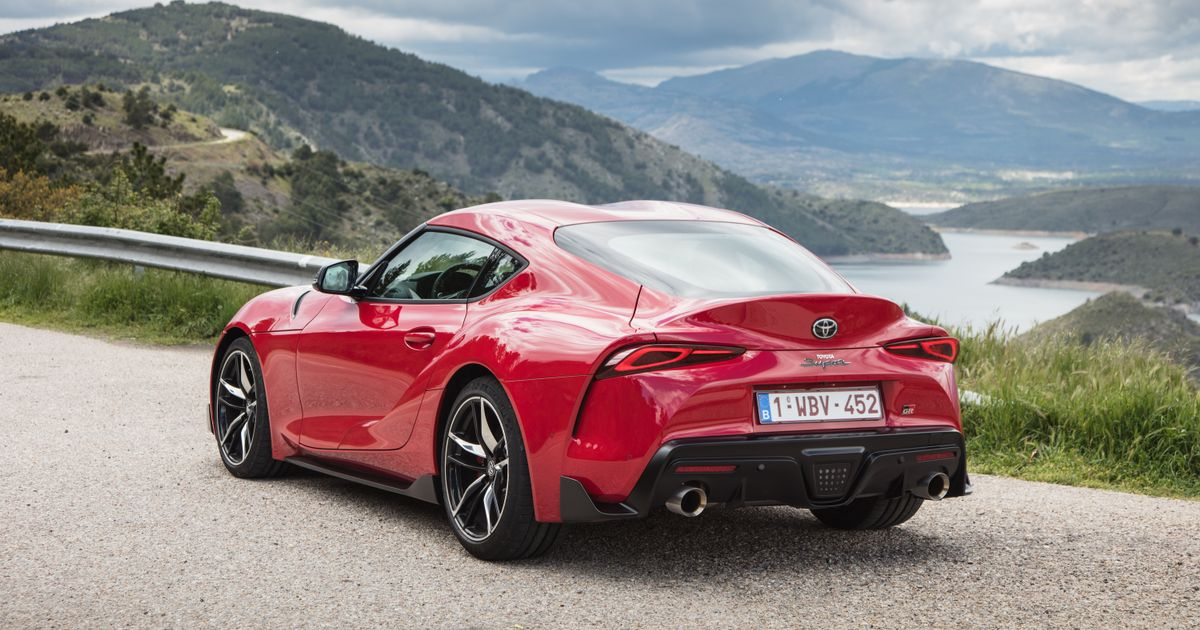 A 503bhp M3-Engined Toyota Supra GRMN Is Planned, But Production Will Be Limited