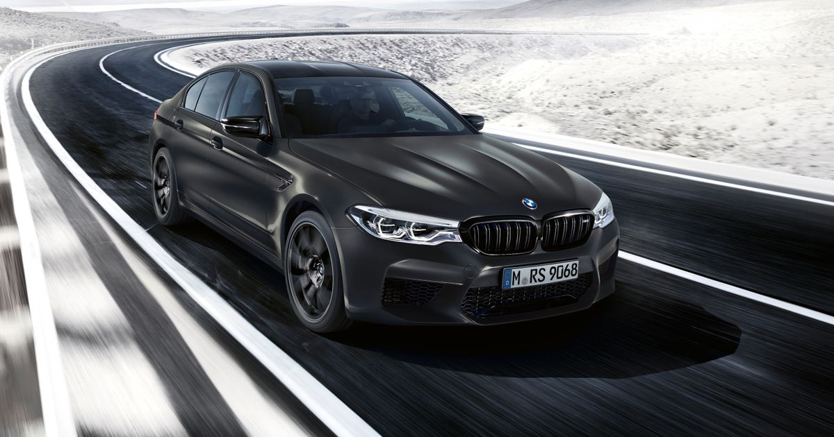 The BMW M5 Edition 35 Years Is A 616bhp Birthday Present