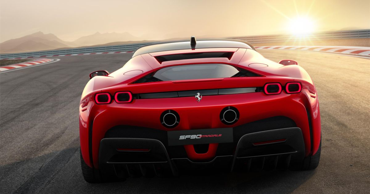 Official: Ferrari s First Fully Electric Car Will Be Here By 2025