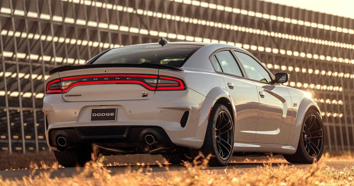 The Dodge Charger Srt Hellcat Widebody Has Arrived