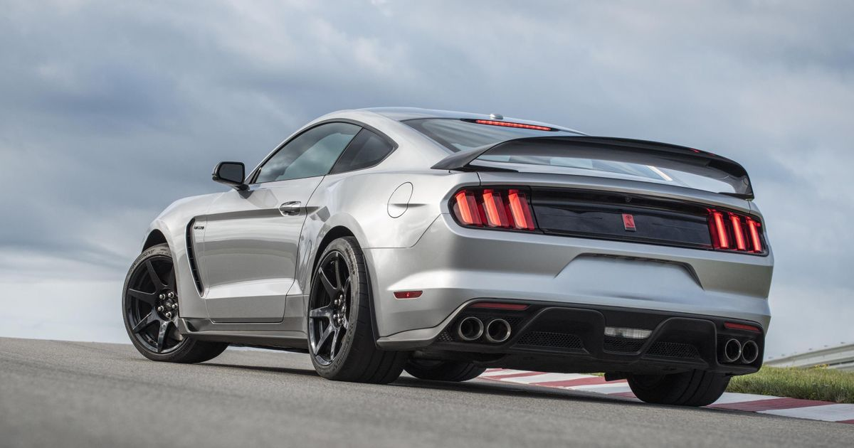 The Ford Mustang GT350R Has Been Made Faster With GT500 Stuff