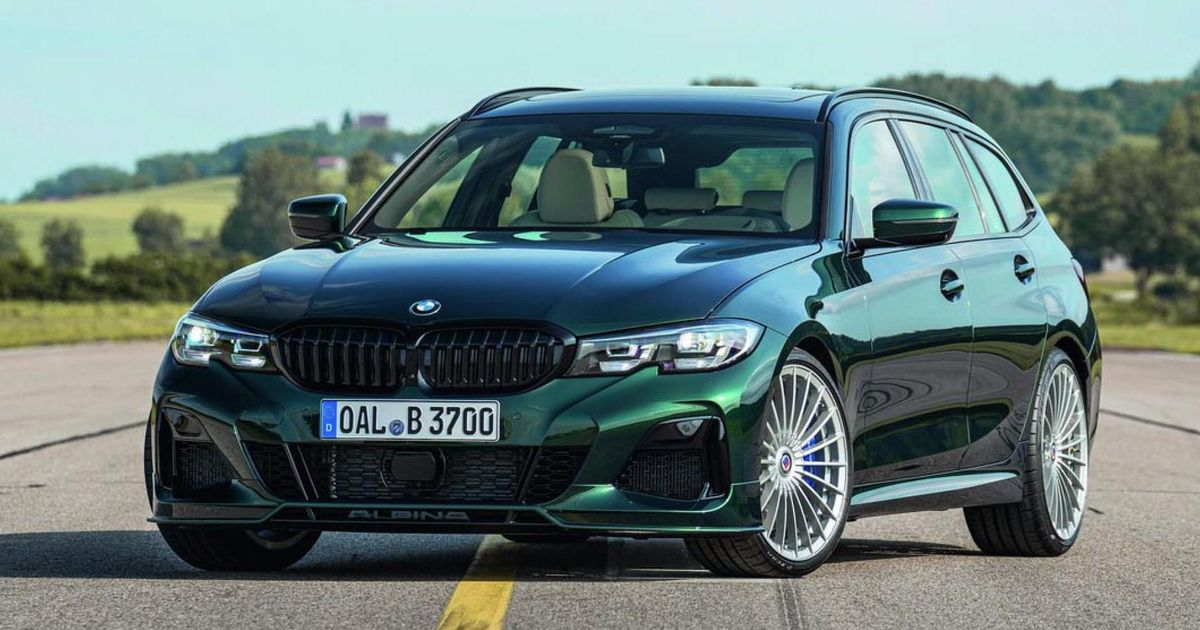 Stop Craving A BMW M3 Touring, Because The New Alpina B3 Is Better