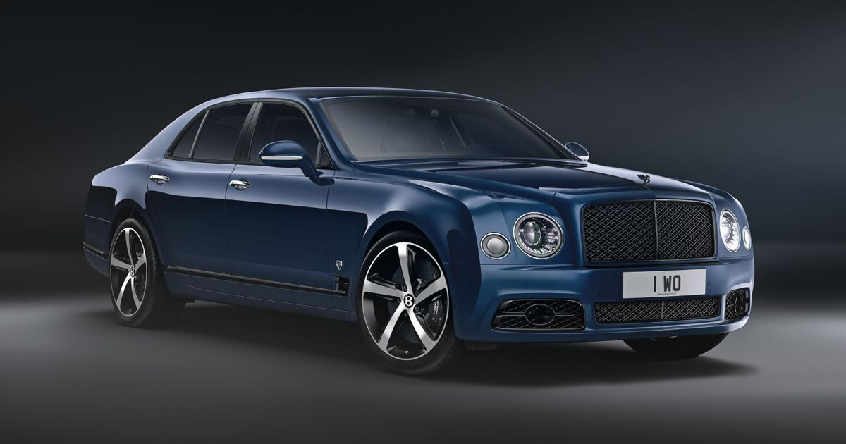The Bentley Flying Spur Has Killed Off The Mulsanne