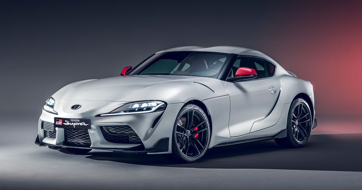 The 255bhp, 2.0 Toyota GR Supra Is 100kg Lighter And Is Coming To Europe
