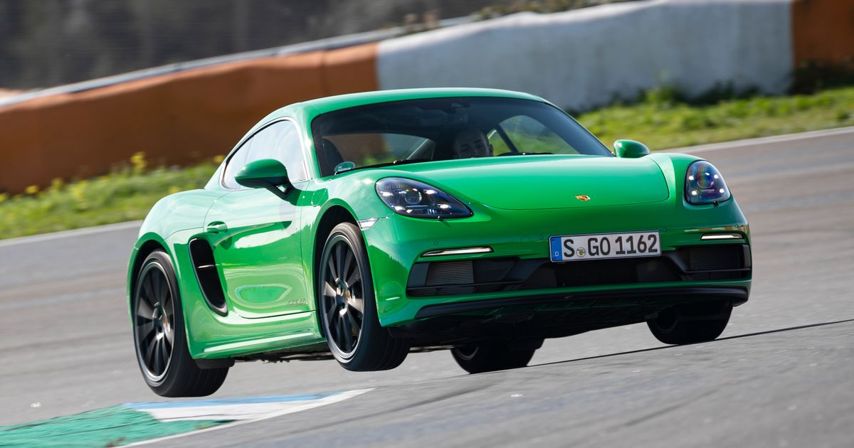Porsche 718 Cayman GTS 4.0 Review: More Fun Than A GT4? - Car Throttle