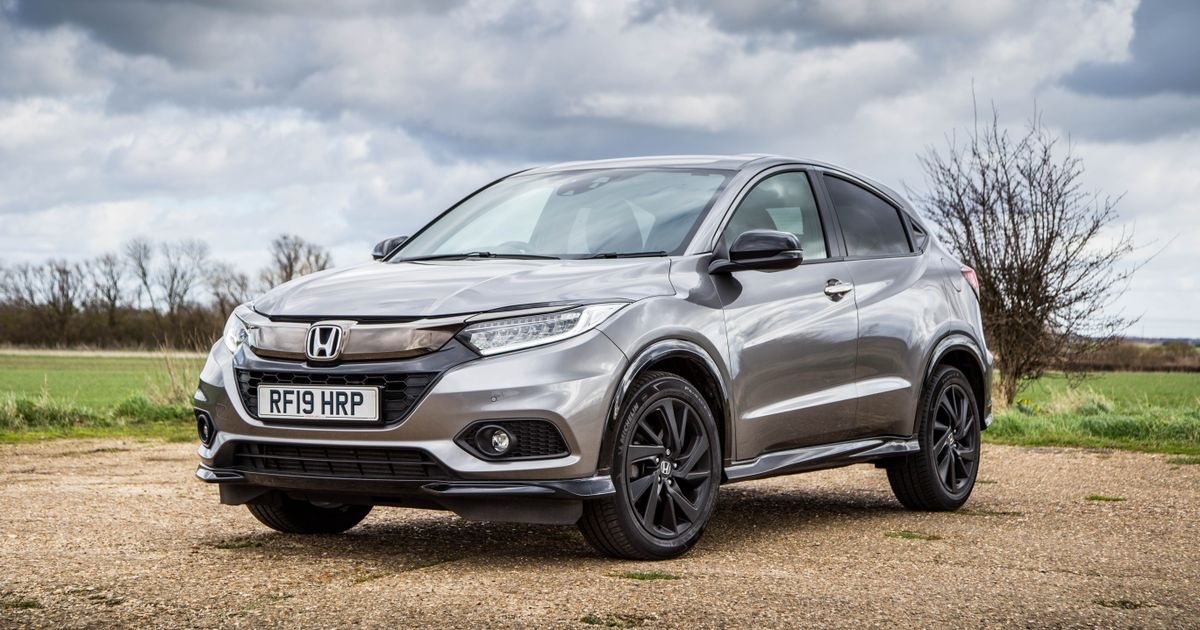 The Honda HR-V Sport Is Almost Like A Reincarnated EP3 (No, Really)