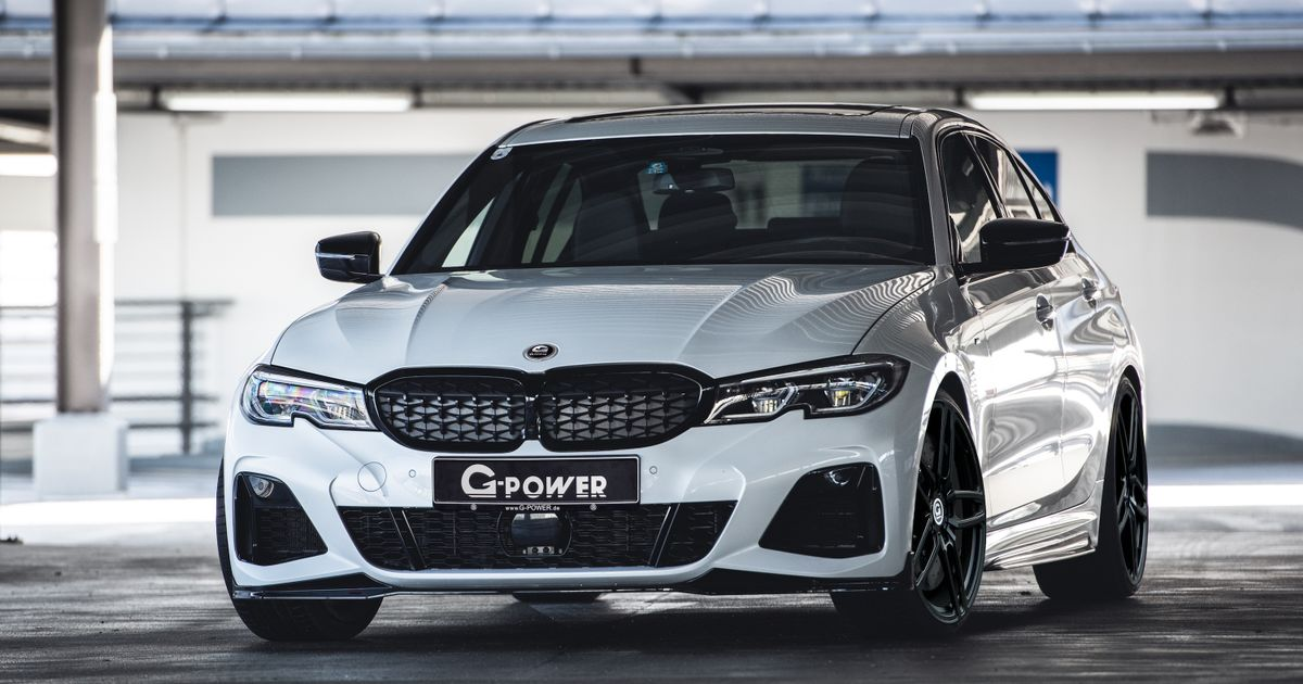 The 503bhp G-Power BMW M340i Is Your New M3 Substitute