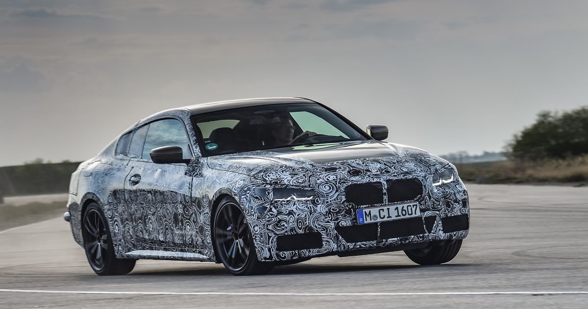 The 372bhp BMW M440i Is A Mild Hybrid