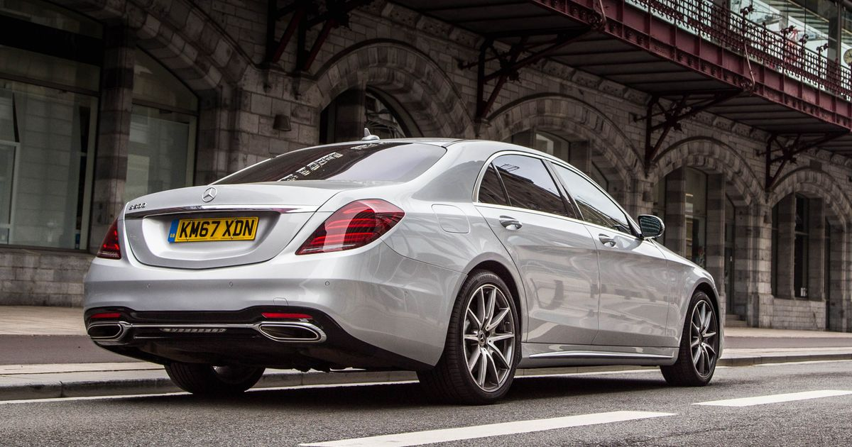 Forget The AMG: The Best Mercedes S-Class Has A Straight-Six