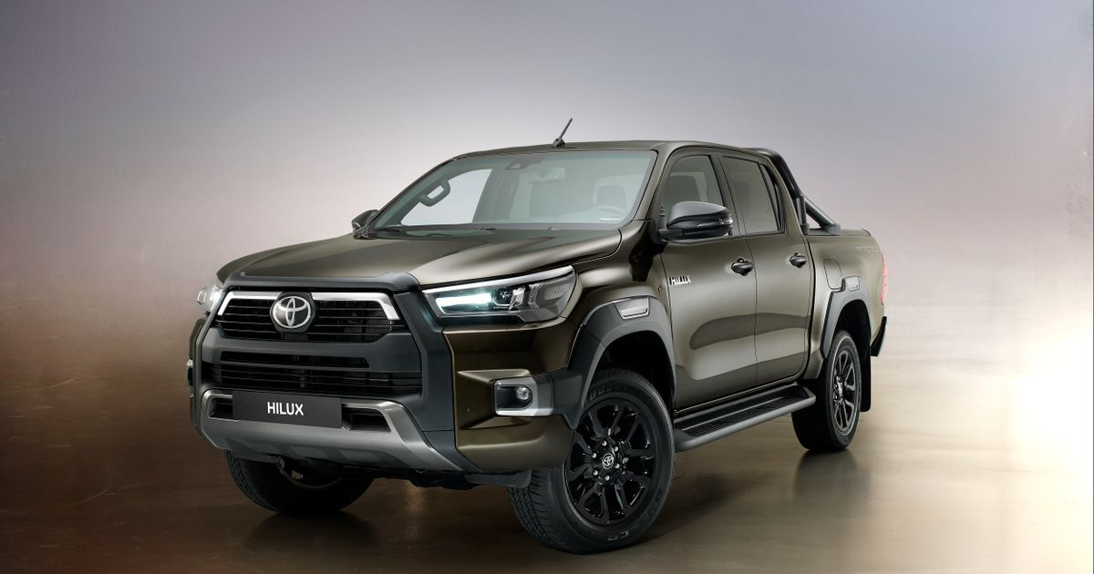 There s Now A Toyota Hilux Called  Invincible-X  And We re Not Even Mad