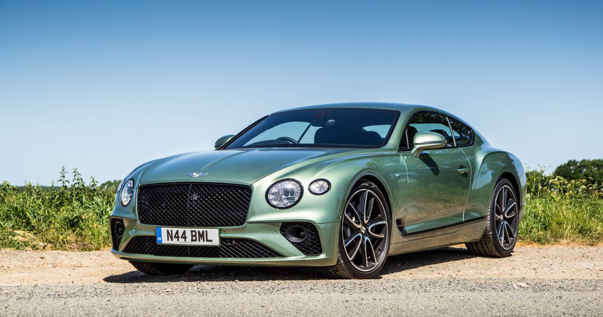 Bentley Continental GT V8 Review: Forget The W12, You Want This One