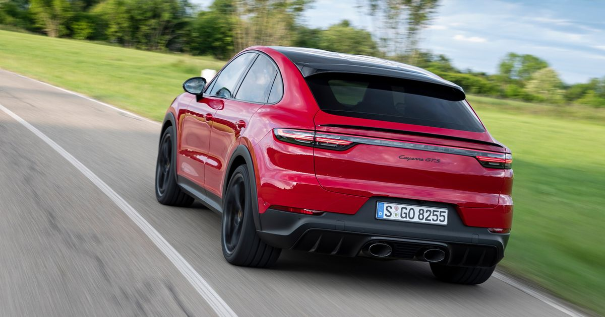 Porsche Cayenne GTS Review: The New Fast SUV Benchmark