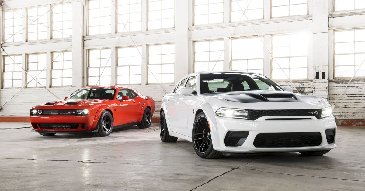 Charger Hellcat Redeye And 800bhp Dodge Charger Super Stock Revealed
