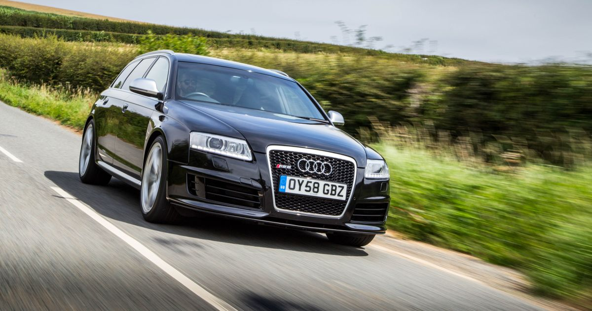What s The V10 C6 Audi RS6 Actually Like To Drive in 2020?