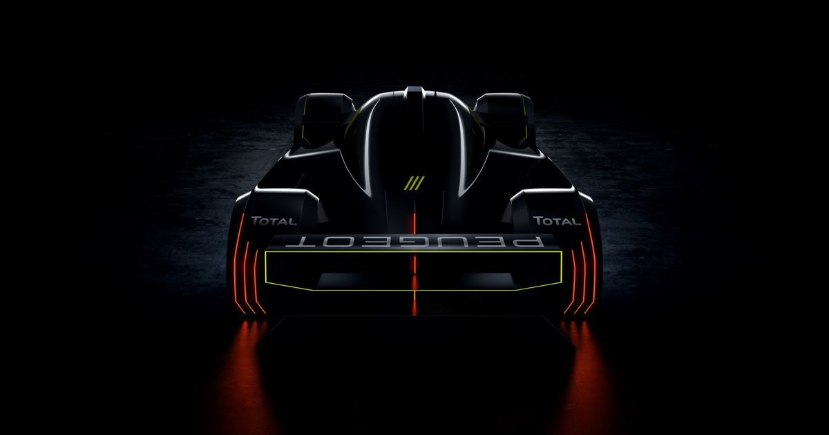 Sorry - There Won t Be A Road Car Version Of Peugeot s Le Mans Hypercar