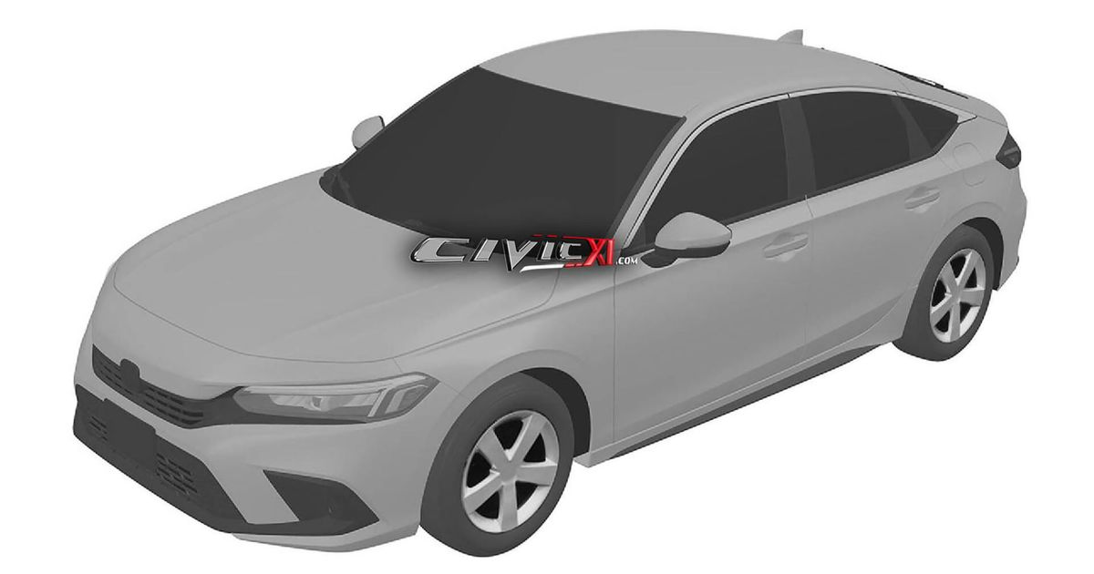 Here s An Early Look At The 11th-Gen Honda Civic