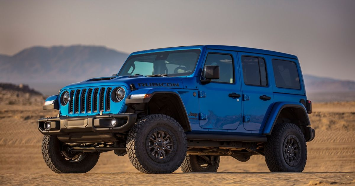 Try To Act Surprised: Jeep Wrangler Rubicon 392 Arrives With 474bhp N/A V8