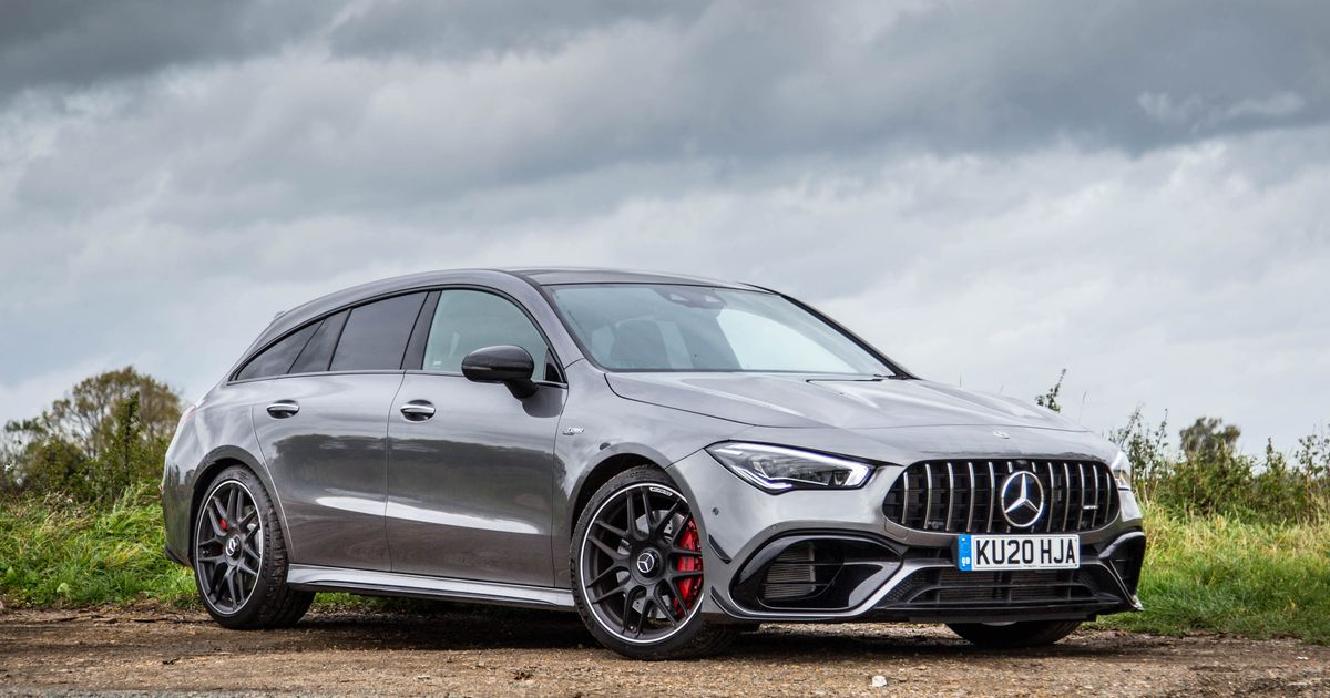 Mercedes-AMG CLA45 S Shooting Brake Review: A Niche Of A Niche That Somehow Works