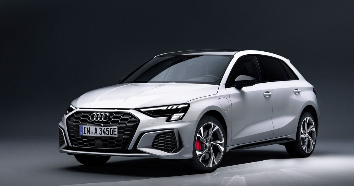 The Audi A3 Sportback 45 TFSI E Is A Golf GTE With A More Complicated Name