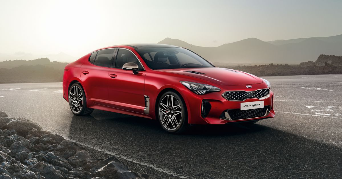 The V6-Powered GT-S Is Now The Only Kia Stinger You Can Buy