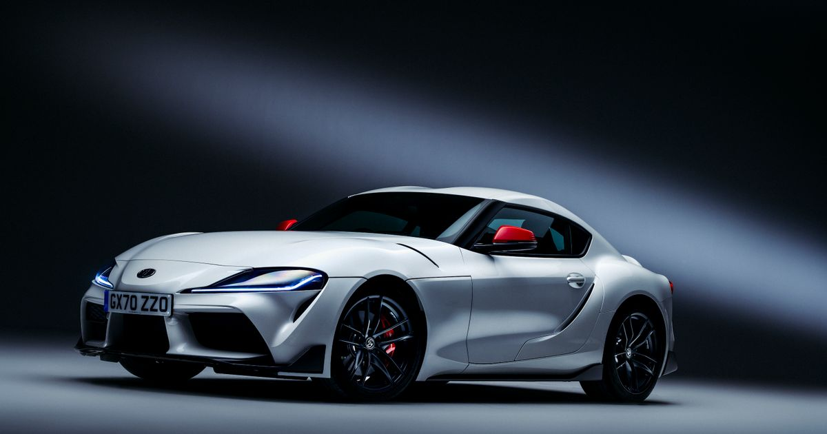 The 2.0 Inline-Four Toyota GR Supra Is Finally Coming To The UK