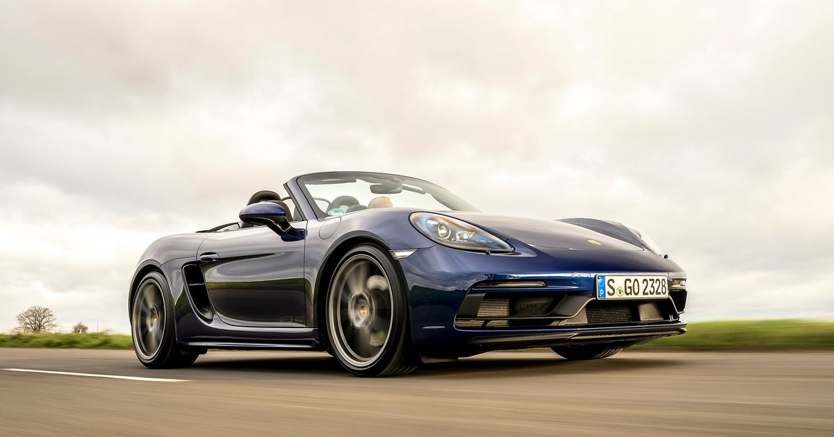 Porsche 718 Boxster GTS PDK Review: Better Without A Manual