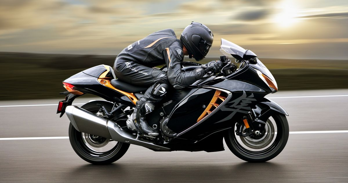 There s An New Suzuki Hayabusa And It s Less Powerful (But Better)