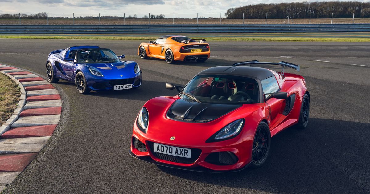 The Lotus Elise And Exige Final Editions Are Here With More Power, Less Weight