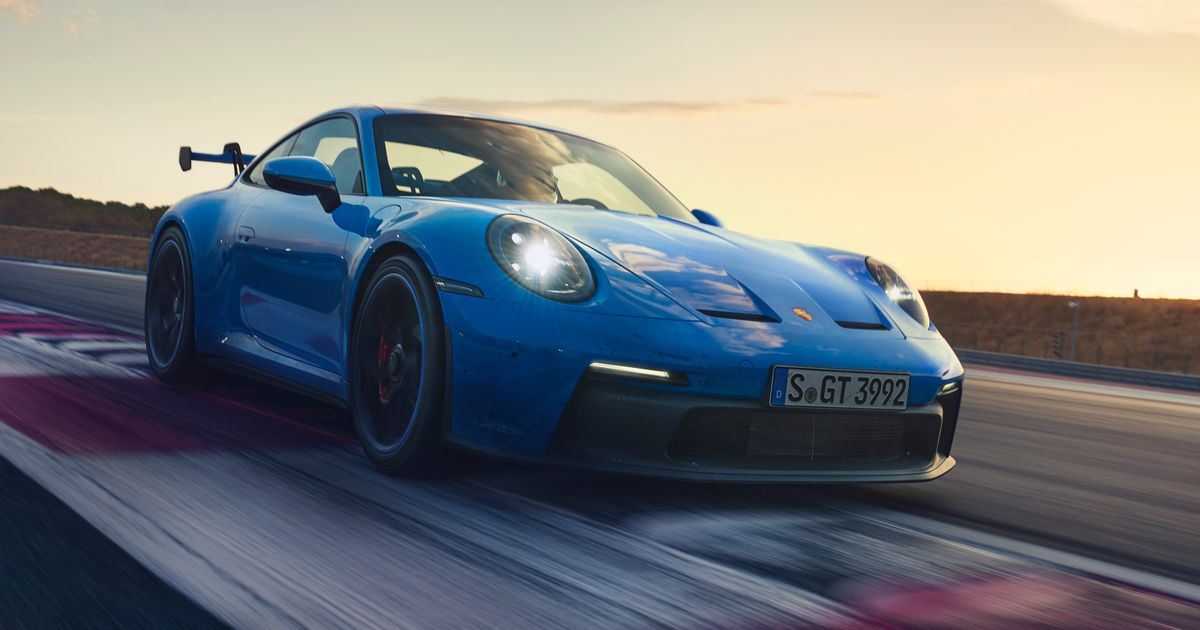 The 992 Porsche 911 GT3 Is Here For 9000rpm N/A Thrills