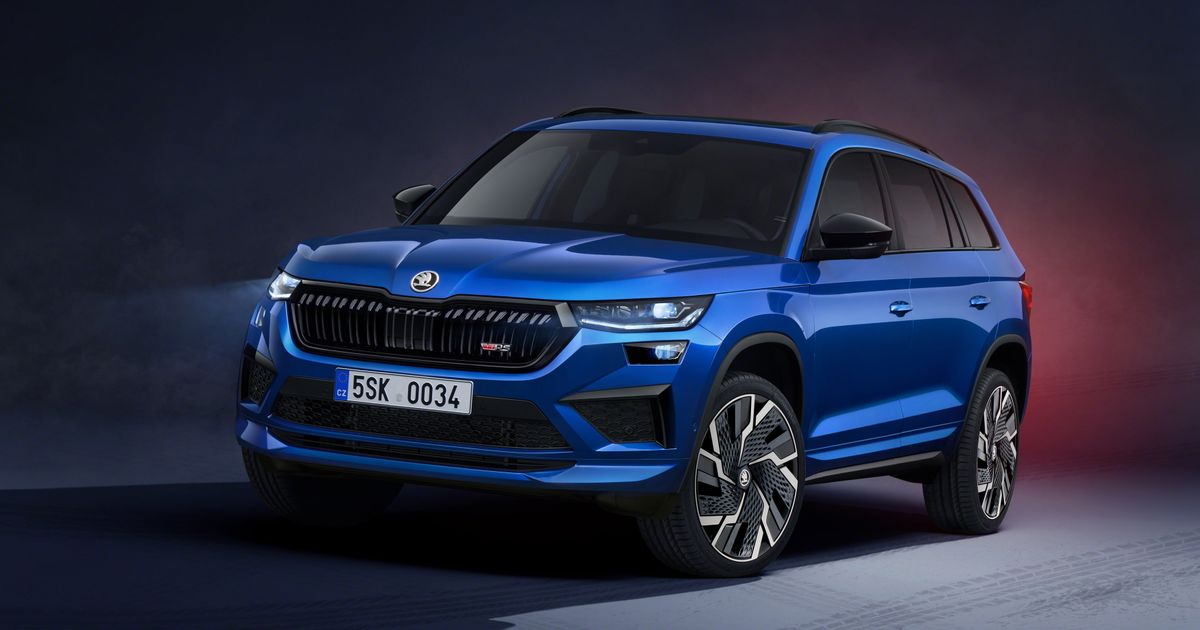 Skoda Kodiaq vRS Ditches Diesel For Petrol, Gains Power And Loses Weight