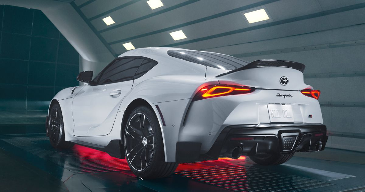 The Toyota GR Supra A91-CF Edition Has Added Carbon Loveliness thumbnail