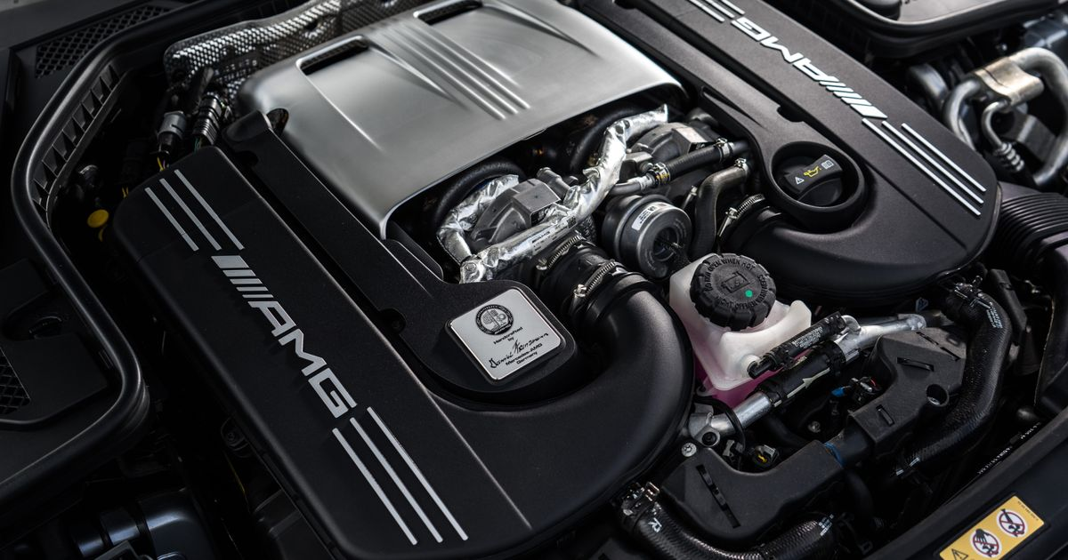 Mercedes USA Ditched Most Of Its AMG V8s Due To A  Quality Issue