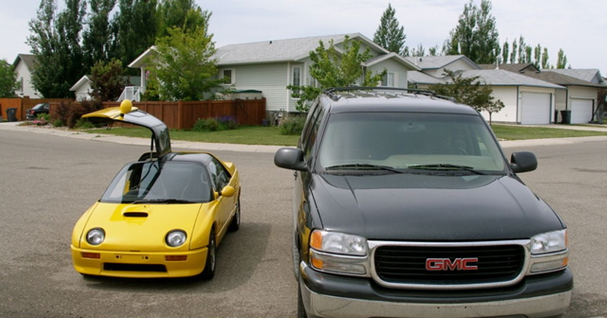 Let S All Marvel At How Adorably Small The Mazda Autozam