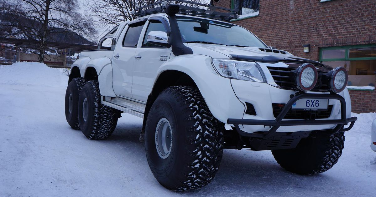 What Would Be Your Apocalyptic Vehicle? I Would Pick This