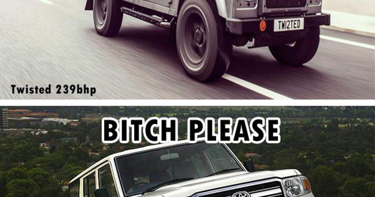 Land Cruiser Meme